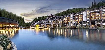 Elite World Sapanca Convention & Wellness Resort Genel Görünüm