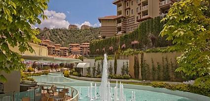 Eliz Hotel Convention Center Thermal Spa Welness Genel Görünüm