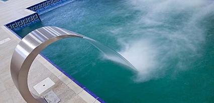Eliz Hotel Convention Center Thermal Spa Welness Havuz / Deniz