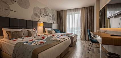Elvin Deluxe Hotel Oda