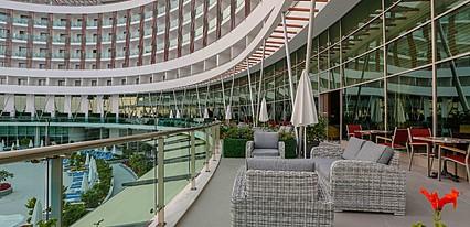 Elvin Deluxe Hotel Genel Görünüm