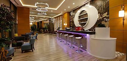 Elvin Deluxe Hotel Yeme / İçme