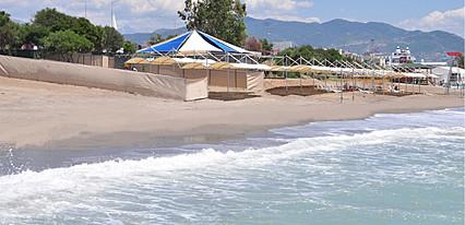 Elvin Deluxe Hotel Havuz / Deniz