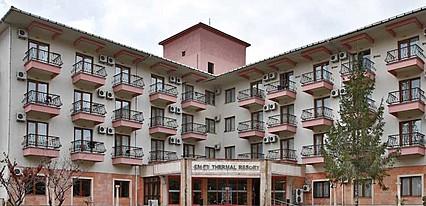 Emet Thermal Resort & Spa Genel Görünüm