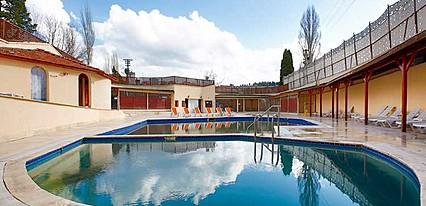 Emet Thermal Resort & Spa Havuz / Deniz