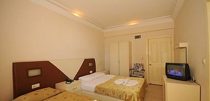 Emir Fosse Beach Hotel Oda