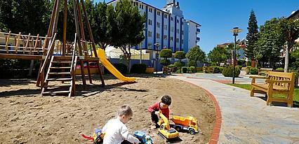 Enki Hotel Havuz / Deniz