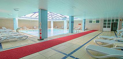 Entur Termal Otel Havuz / Deniz