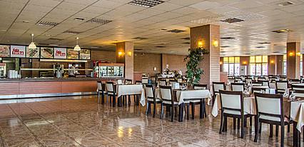 Entur Termal Otel Yeme / İçme