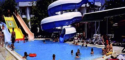 Erdek Hillpark Hotel Havuz / Deniz