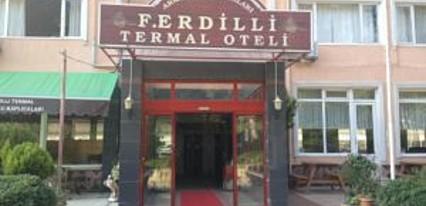 Erdilli Termal Hotel Genel Görünüm