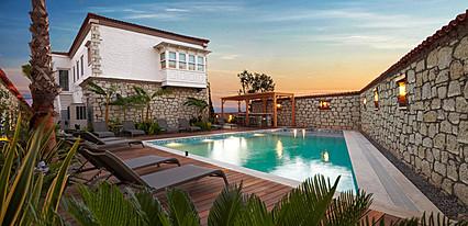 Eritrina Butik Otel Havuz / Deniz