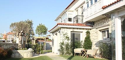 Eritrina Butik Otel Genel Görünüm