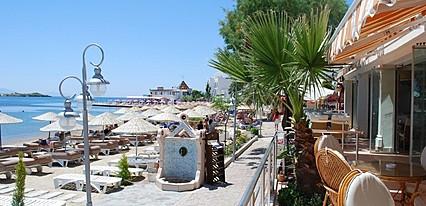 Erta Soyak Beach Hotel Yeme / İçme
