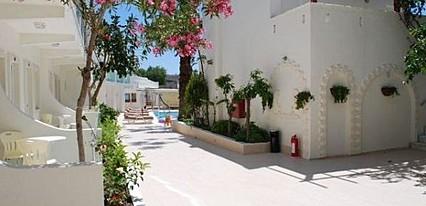 Erta Soyak Beach Hotel Genel Görünüm