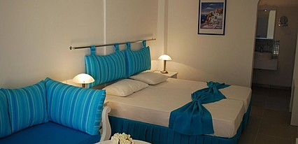 Erta Soyak Beach Hotel Oda