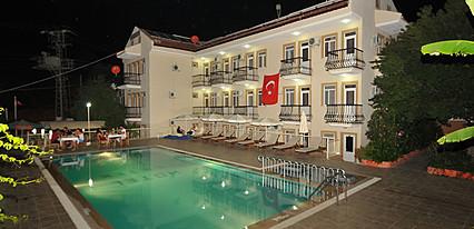 Ertek Hotel Genel Görünüm