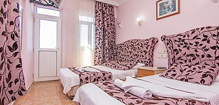 Ertek Hotel Oda