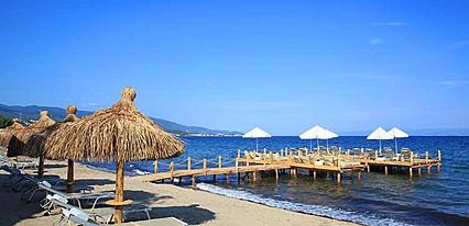 Esida Otel Havuz / Deniz