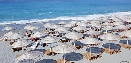 Euphoria Bella Mare Hotel Havuz / Deniz