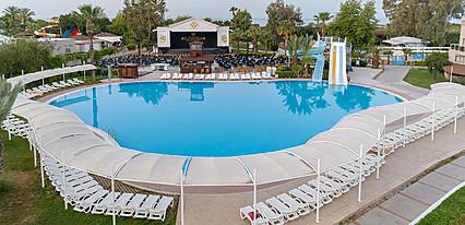 Euphoria Palm Beach Resort Havuz / Deniz