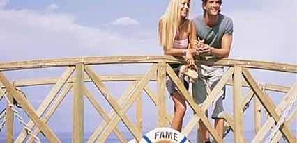 Fame Residence Kemer Genel Görünüm