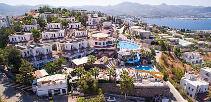 Family Belvedere Hotel Genel Görünüm