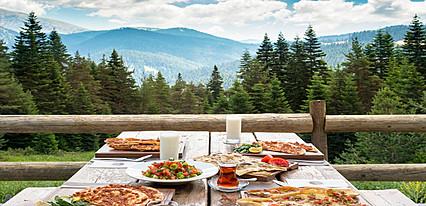 Ferko Ilgaz Mountain Resort Yeme / İçme