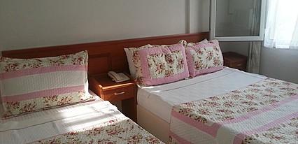 Fiorita Beach Otel Oda