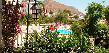 Fiorita Beach Otel Genel Görünüm