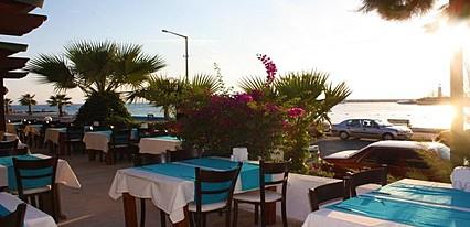 Fiorita Beach Otel Yeme / İçme