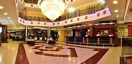 First Class Hotel Genel Görünüm