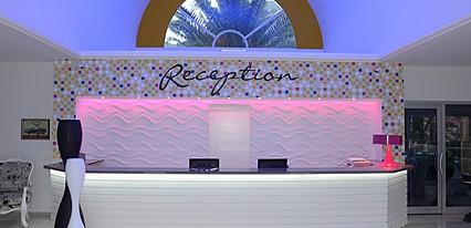 Flamingo Hotel Genel Görünüm