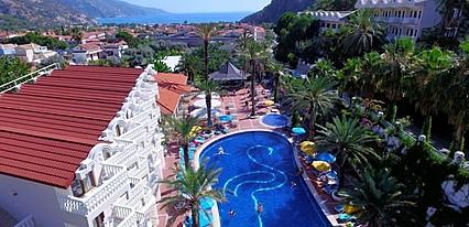 Flamingo Hotel Havuz / Deniz