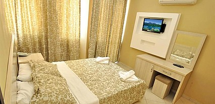 Flora Palm Resort Oda