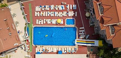 Flora Palm Resort Havuz / Deniz