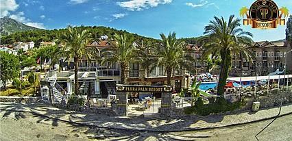 Flora Palm Resort Genel Görünüm