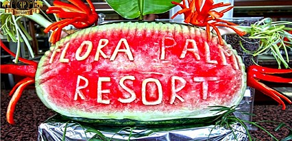Flora Palm Resort Yeme / İçme