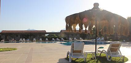 Flow Datca Hotel Genel Görünüm