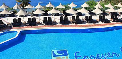 Forever Club Havuz / Deniz