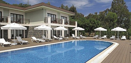Fortezza Beach Resort Havuz / Deniz