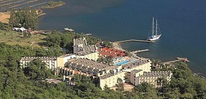 Fortezza Beach Resort Genel Görünüm
