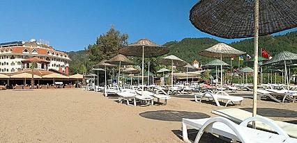 Fortuna Beach Hotel Havuz / Deniz