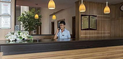 Fortuna Beach Hotel Genel Görünüm