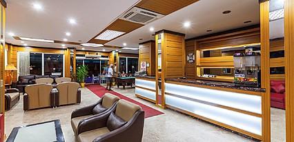 Galaxy Beach Hotel Genel Görünüm
