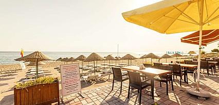 Galaxy Beach Hotel Havuz / Deniz