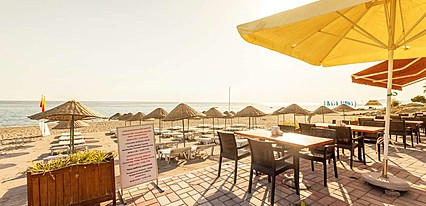 Galaxy Beach Hotel Yeme / İçme