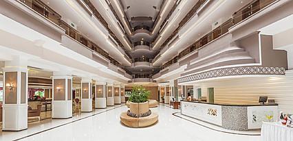 Galeri Resort Hotel Genel Görünüm