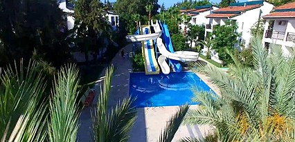 Ganita Holiday Village Havuz / Deniz