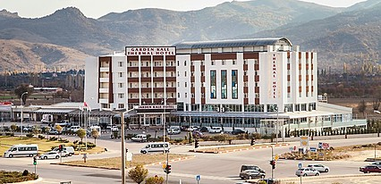 Garden Kale Hotel Genel Görünüm